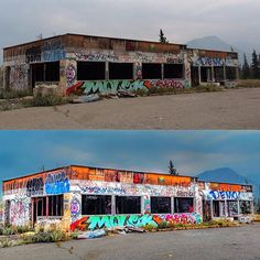 """""""Had the privilege to edit another one of @kt_steve beautiful captures while in Canada! Brought out so much color from this abandoned building! 😊🤙🏾 . . . . . #visualseduction #theimaged #artofvisuals #wonderwandertravel #yourshotphotographer #aroundtheworld #ig_captures #ig_great_pics #wonderwandertravel #livetravelchannel #instagood #nakedplanet #goexplore  #world_great #earthpix #travelandleisure #untoldvisuals #justgoshoot #canada #jaw_dropping_shots #earthfocus #welivetoexplore…"""