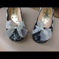 Ginger Goff Fancy Best Dress Shoes Fancy ribbon heels ❤️ Ginger Goff Shoes