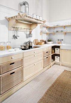 Kuchyň ve stylu Provence inspirace fotogalerie