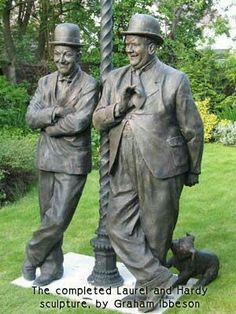 A story of Ulverston's Stan Laurel of Laurel and Hardy fame. Laurel And Hardy, Stan Laurel Oliver Hardy, Classic Comedies, Classic Movies, Classic Hollywood, Old Hollywood, Comedy Duos, Old Movie Stars, Silent Film