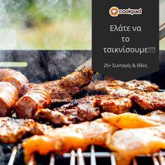 Ό,τι πρέπει να ξέρεις για να ετοιμάσεις το καλύτερο τραπέζι της #Τσικνοπέμπτης ! #συνταγές #κρέας #σχάρα #ψητό #Τσικνοπέμπτη Chicken, Meat, How To Make, Food, Life, Recipes, Essen, Yemek, Buffalo Chicken