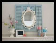 Using Shutters in Decor | Recycle: Shutter Inspiration