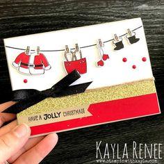 Love, Kayla: Santa's Suit ~ Have a Jolly Christmas