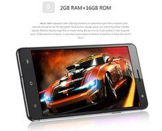 MIJUE T100 MTK6592 1.7GHz Octa Core 5.5 Pollici IPS OGS HD Screen Android 4.4 3G Smartphone