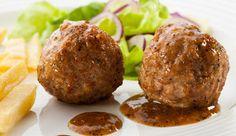 Albondigas de Soya | Solo Recetas Vegetarianas