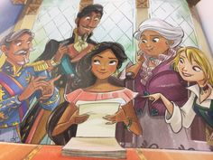 The Royal Counsel | Elena of Avalor