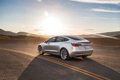 Tesla Model > Tesla Model 3 : le design final a été validé