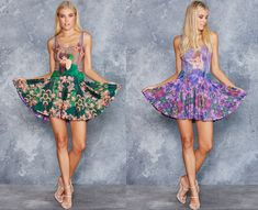 ON HOLD! Mucha Amethyst vs Mucha Emerald Inside Out Dres L, PC 160 AUD