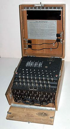 Enigma cipher machine in wooden case (read/save story clip #2) Engine/Mechanics #mechanic #engineer
