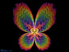 Gnarloscope Butterfly 2 by wolfepaw.deviantart.com on @deviantART