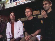 early Foo Fighters - Foo Fighters Postboard