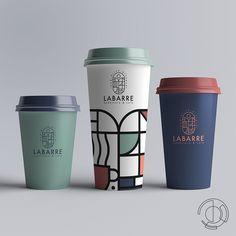 카페 브랜드 및 포장 drinks logo, coffee design, coffee shop branding, coffee shop l Café Branding, Coffee Shop Branding, Coffee Shop Logo, Coffee Packaging, Logo Café, Cafe Logo, Brand Identity Design, Branding Design, Design Packaging