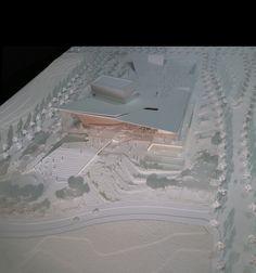 Sejong Art Centre Winning Proposal | DMP Partners (designcamp moonpark) – Seunghong Park, Hokeun Oh