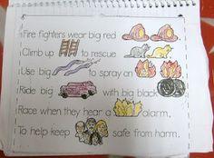 Kindergarten Kel: poetry notebooks
