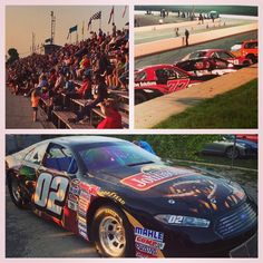 Off to the Saturday night races! Barrie is lucky to have not just one, but two fantastic tracks... Sunset Speedway and Barrie Speedway just minutes from town. #visitbarrie #CarRacing #getoutandplay #SunsetSpeedway #BarrieSpeedway #summerfun tourismbarrie's photo on Instagram