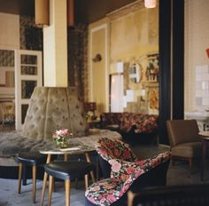 Wohnzimmer Cafe Berlin