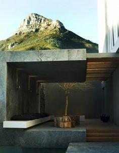 Pergola aus Metall – 40 inspirierende Beispiele und Ideen - pergola metall beton konstruktion gartenlaube modern
