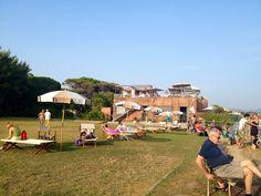 Il Cardellino restorante, Lounge Bar in Castiglioncello beach