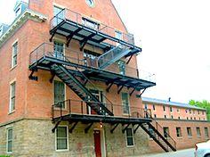 Çelik Merdiven Sistemleri