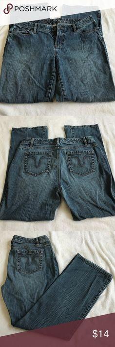 Loft curvy boot Loft jeans size 10p curvy boot LOFT Pants Boot Cut & Flare