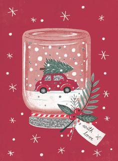 1st Christmas, All Things Christmas, Christmas And New Year, Vintage Christmas, Christmas Crafts, Xmas, Christmas Ornaments, Christmas Drawing, Christmas Wallpaper
