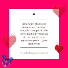 #AutoestimayPoderPersonal #RelacionesPersonales