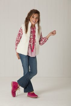 Lookbook Junior Girls - Mimo & Co