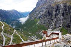 Reiulf Ramstad Architects — Trollstigen National Tourist Route Project — Image 23 of 39 — Europaconcorsi
