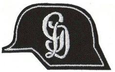 Wehrmacht (Heer) Panzer Grenadier Division Großdeutschland - Unit insignia