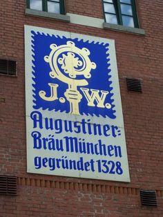 Augustiner. Das Ziegelgebäude der Brauerei steht an der Landsberger Straße. (Bild: Christian Jocher-Wiltschka)