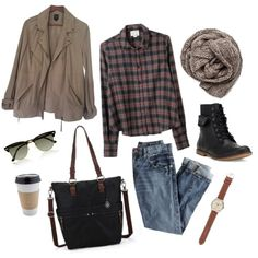 Boys Club by the59thstreetbridge on Polyvore featuring Band of Outsiders, SWILDENS, J.Crew, MANGO, Ray-Ban and thesak