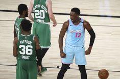 #Sports Miami Heat vs. Milwaukee Bucks FREE LIVE STREAM (8/6/20): Watch NBA restart online Kelly Olynyk, Watch Nba, Marcus Smart, Eastern Conference Finals, Jayson Tatum, Andre Iguodala