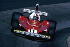 f1 Clay, Nurburgring 1975