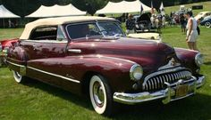 1948 Buick Roadmaster Convertible - Meadow Brook Concours 2005