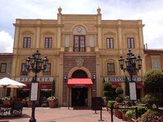 Via Napoli in EPCOT. The best restaurant in Disney