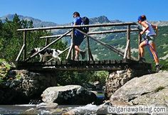 self-guided hiking in rila and pirin mountains