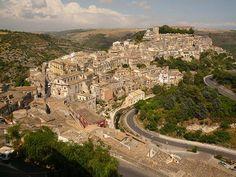 Ragusa, Sicily Ibla (Vigata)