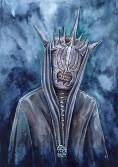 Mouth of Sauron by jankolas on DeviantArt