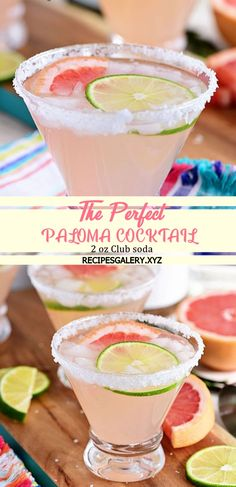 THE PERFECT PALOMA COCKTAIL Spicy Recipes, Real Food Recipes, Keto Recipes, Cooking Recipes, Drink Recipes, Cake Recipes, Easy Dinner Recipes, Breakfast Recipes, Easy Meals