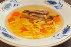 Húsleves: mindenki készíti, még sincs receptje Thai Red Curry, Grains, Food And Drink, Rice, Ethnic Recipes, Jim Rice, Korn, Brass