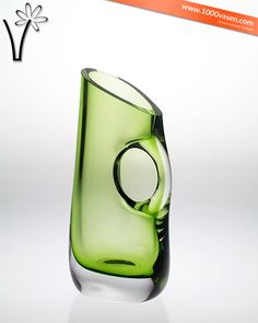 Vase Christa grün Decoration, Vases, Sparkle, Decor, Decorations, Decorating, Dekoration, Ornament