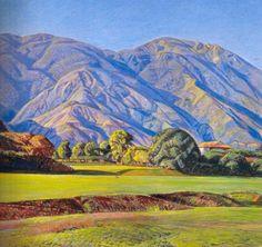 Manuel Cabre, el pintor de El Avila