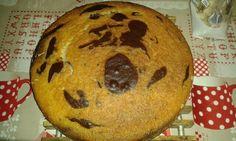 La versione muccata della torta zebrata ! =)
