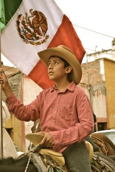 Mexico Celebrates its Independence day September each year. So Mexican Americans get to celebrate two times for Independence and freedom!