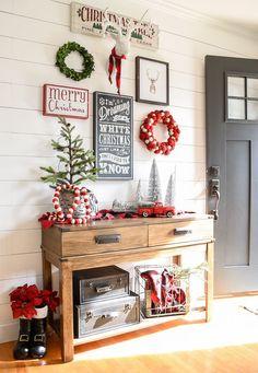 Новогодние рождественские туры по домам блоггеров 2017, часть 9
