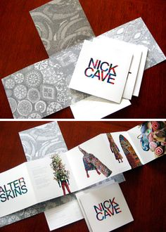 Most Creative Brochure Designs of All Times | A Creative Blog