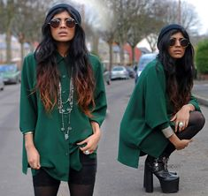 Bottle Green (by Kavita D)