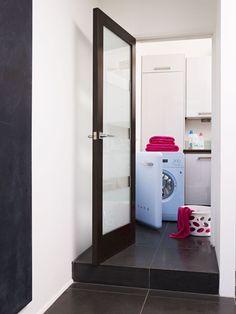 Laundry Heaven | Pale blue | Smeg | Washing Machine