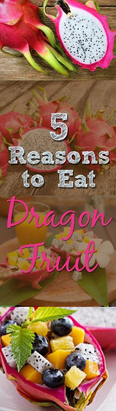 Learn about the amazing health benefits of dragon fruit and see why you should incorporate it in your diet. #Pitaya