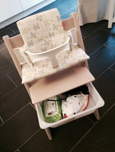 IKEA Hacks - Nursery Changing Tables, Gliders, Storage | Apartment Therapy